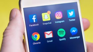 Social Media Application Icons