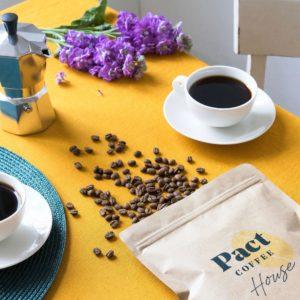 Pact Coffee - Ventura Digital client