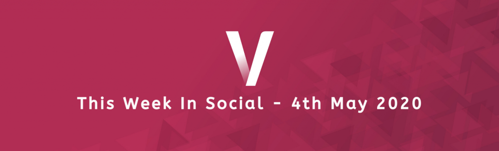 Ventura This Week In Social Blog 4th May 2020