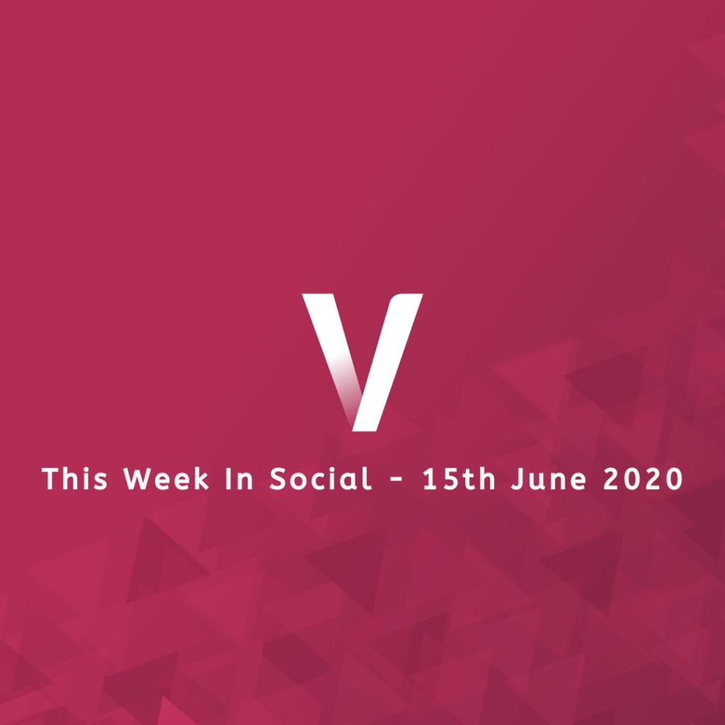This Week In Social 15th June