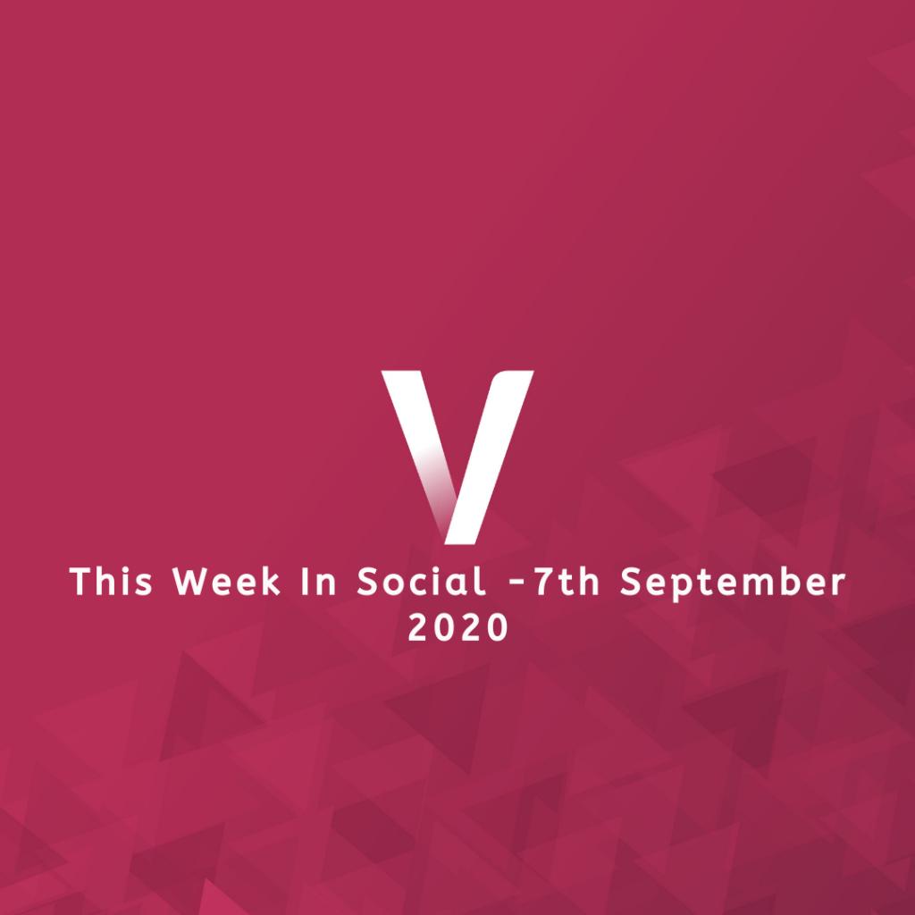 This Week In Social September 7th