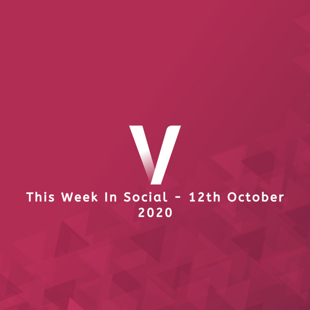 This Week In Social 12th October