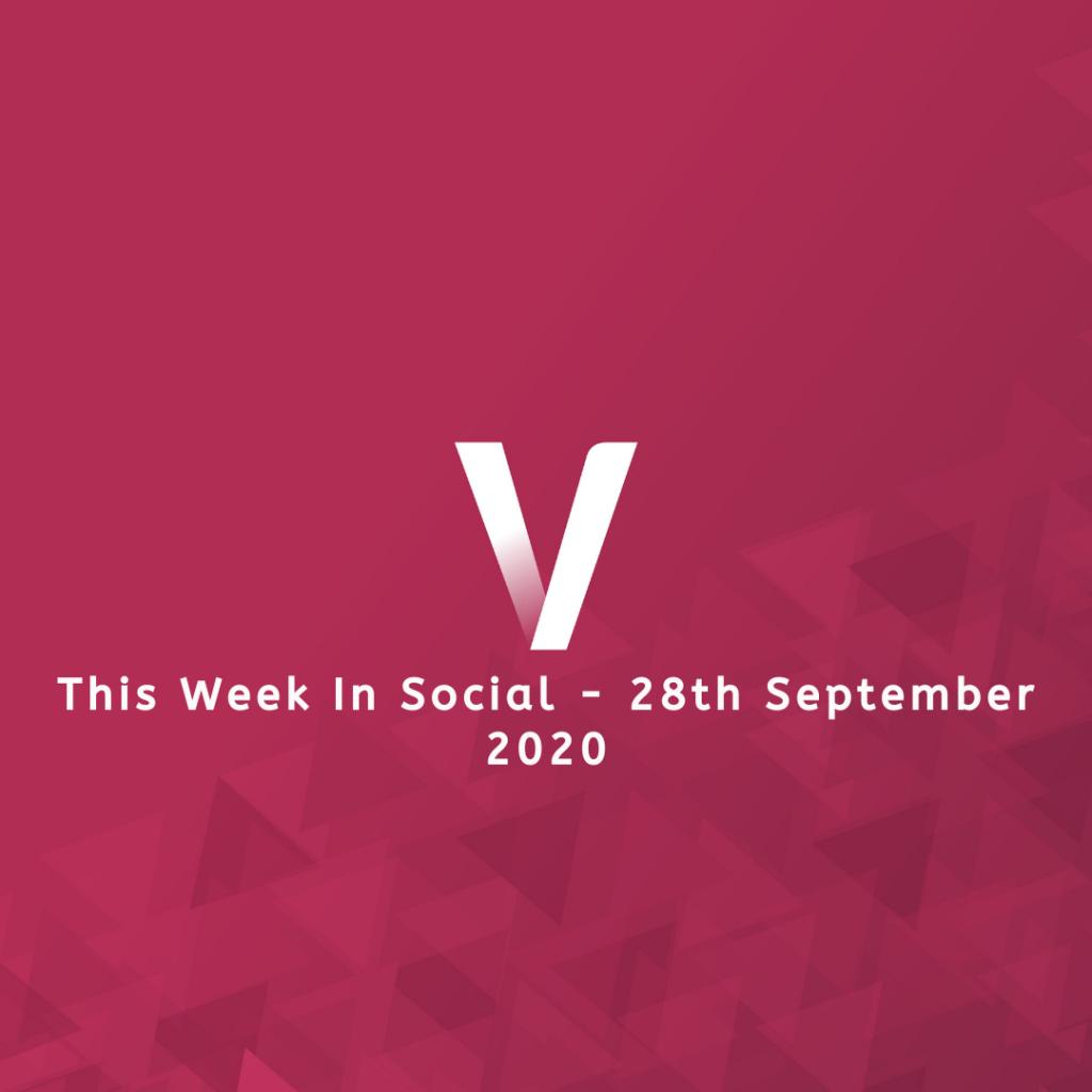 This Week In Social 28th September