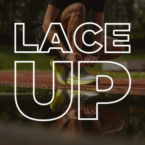The Running Channel Lace Up