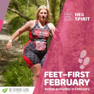 Her Spirit Feet First February