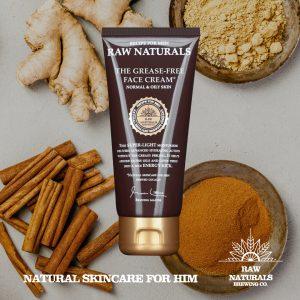 Raw Naturals Ginger Face
