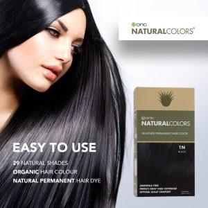 ONC Natural Colours Black Hair Image