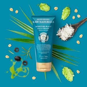 Raw Naturals Coconut face