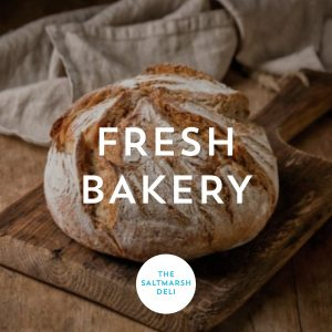 Saltmarsh Food & Drink Fresh Bakery