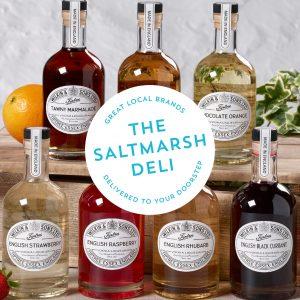 Saltmarsh Food & Drink Tiptree Gin